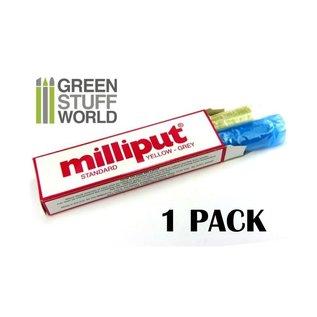 Green Stuff World Milliput Standard Putty 4oz