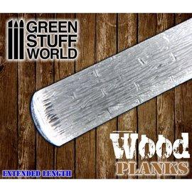 Green Stuff World Wood Planks Rolling Pin