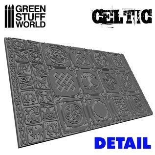 Green Stuff World Celtic Rolling Pin