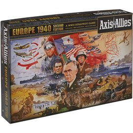 Axis and Allies: Europe 1940 2nd edition