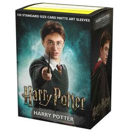 Harry Potter Matte Art 100 Dragon Shields
