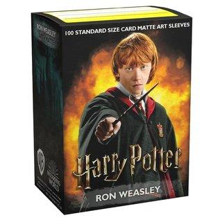 Ron Weasley Matte Art 100 Dragon Shields