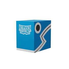 Blue/Black Double Shell Deckbox