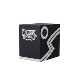 Black Double Shell Deckbox