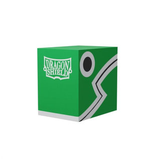 Green/Black Double Shell Deckbox