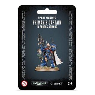 Captain in Phobos Armour