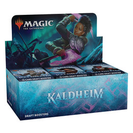 Kaldheim Draft Booster Box (01/29/2021)