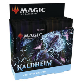 Kaldheim Collector Booster Box (01/29/2021)