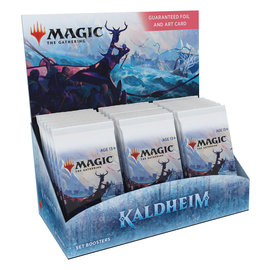 Kaldheim Set Booster Box (02/05/2021)