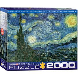 Eurographics Starry Night - Van Gogh