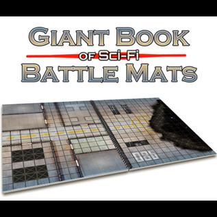 Giant Book of Sci-Fi Battle Mats