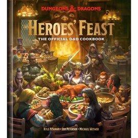 Heroes' Feast Hard Cover