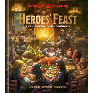 Heroes' Feast Hard Cover
