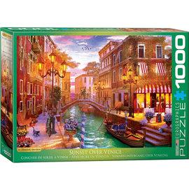 Eurographics Sunset Over Venice