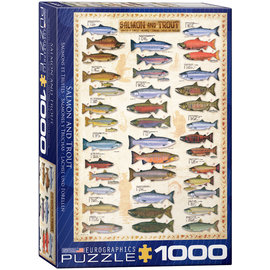 Eurographics Salmon and Trout