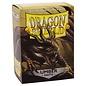 Dragon Shield 100ct  Matte Umber