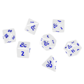 Heavy Metal Icewind Dale RPG Dice