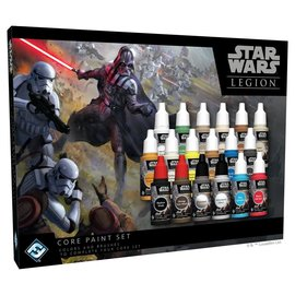 Fantasy Flight Games Legion: Core Paint Set