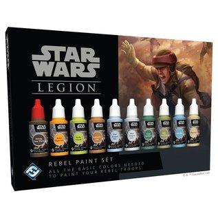 Fantasy Flight Games Rebel Paint Set