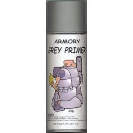 Paint: Armory Spray Primer (Grey)