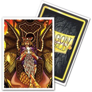 Matte Art Dragon Shield - Queen Athromark