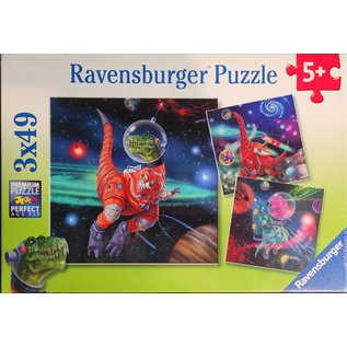Ravensburger Dinosaurs in Space