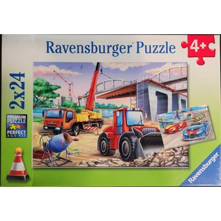 Ravensburger Construction & Cars