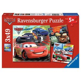 Ravensburger Disney Pixar Cars Worldwide Racing Fun