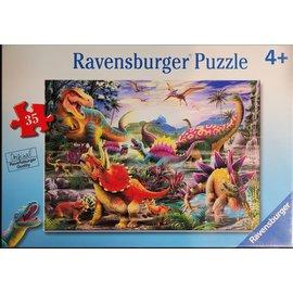 Ravensburger T-Rex Terror