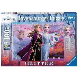 Ravensburger Disney Frozen 2 Strong Sisters Glitter
