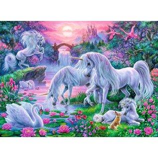 Ravensburger Unicorns in the Sunset Glow