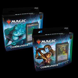 Kaldheim Commander Deck 2 Pack