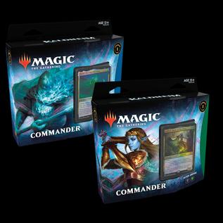 Kaldheim Commander Deck 2 Pack