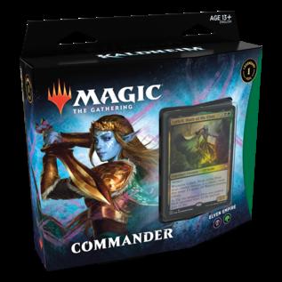 Kaldheim Commander Deck Elven Empire