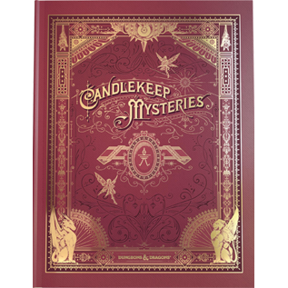 Candlekeep Mysteries Hobby Cover