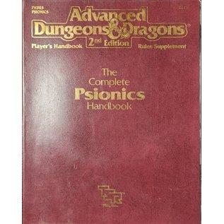 D&D 2.0 The Complete Psionics Handbook
