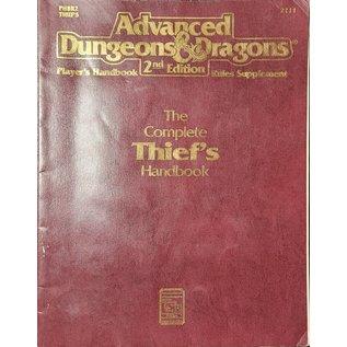 D&D 2.0 The Complete Thief's Handbook