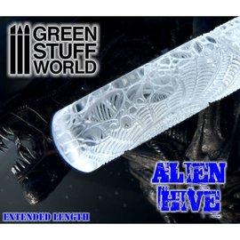 Green Stuff World Alien Hive Rolling Pin