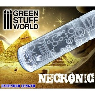 Green Stuff World Necronic Rolling Pin