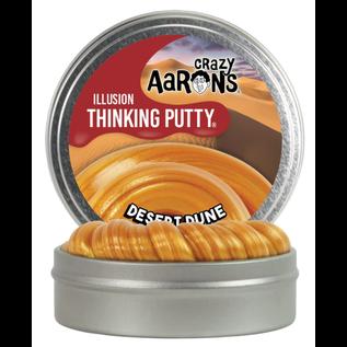 Crazy Aaron's Thinking Putty Desert Dune Thinking Putty
