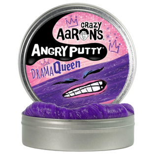Crazy Aaron's Thinking Putty Drama Queen Angry Putty