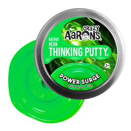 Crazy Aaron's Thinking Putty Power Surge Thinking Putty