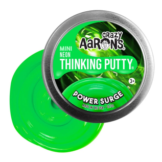 Crazy Aaron's Thinking Putty Power Surge Thinking Putty