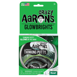 Crazy Aaron's Thinking Putty Dragon Scales Thinking Putty