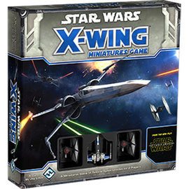 Star Wars: X-Wing - The Force Awakens Core