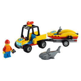 LEGO 60286 LEGO® City Beach Rescue ATV