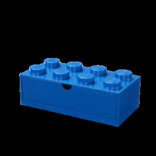LEGO 4021 LEGO Desk Drawer 8 - Bright Blue