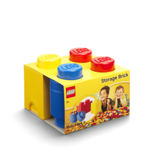 LEGO 4014 LEGO Storage Brick Multi-Pack 3pcs