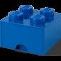 LEGO 4005 LEGO Brick Drawer 4 - Bright Blue