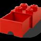 LEGO 4005 LEGO Brick Drawer 4 - Bright Red